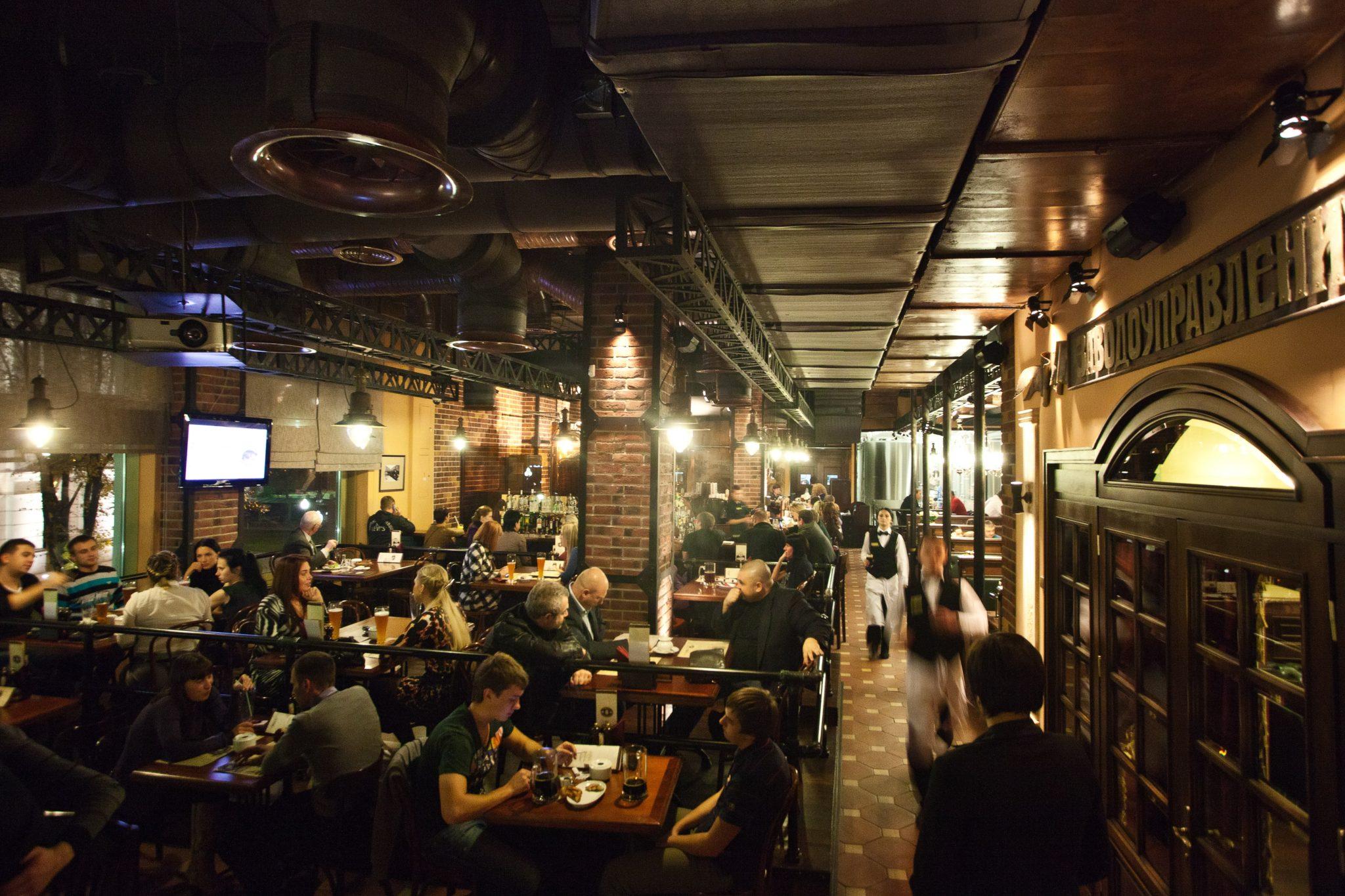 ресторан Хмель Калининград - 16