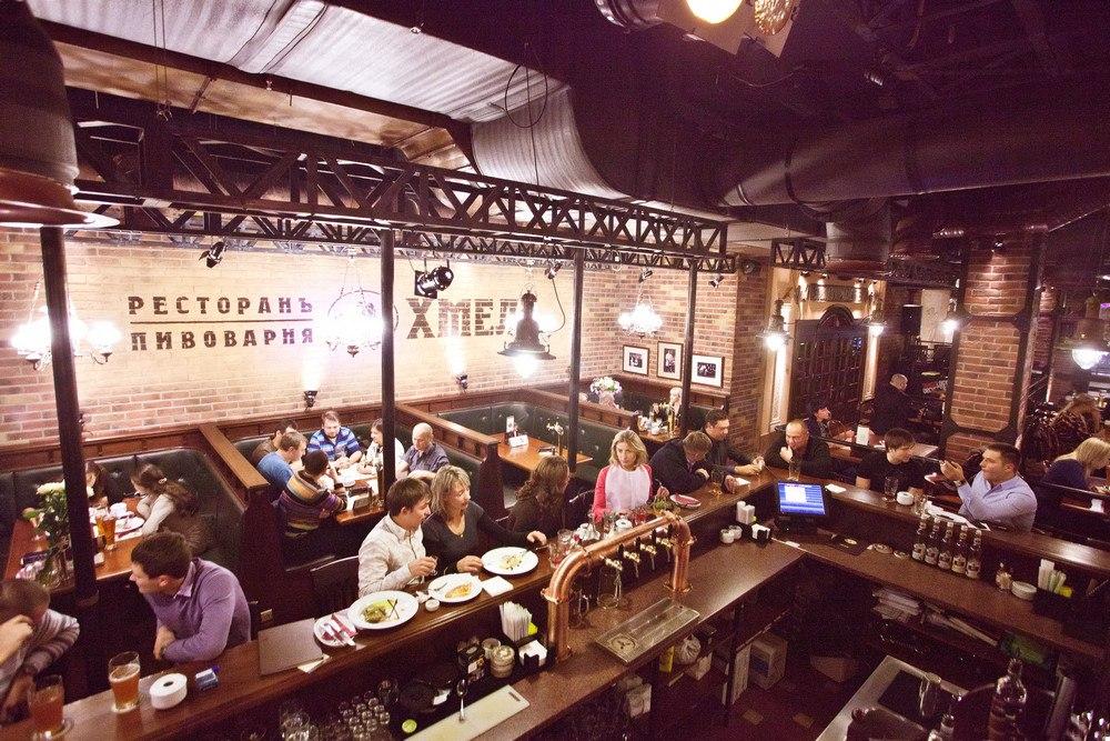 ресторан Хмель Калининград - 24