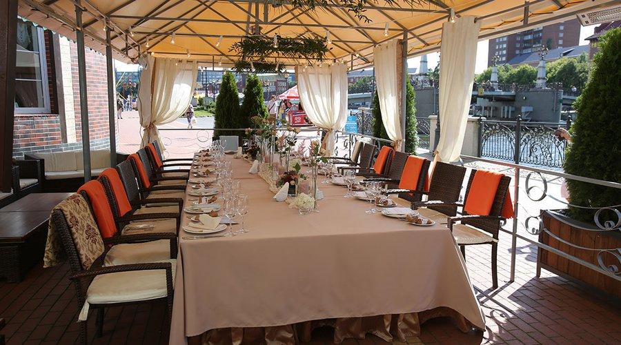 ресторан Хофбург Калининград1