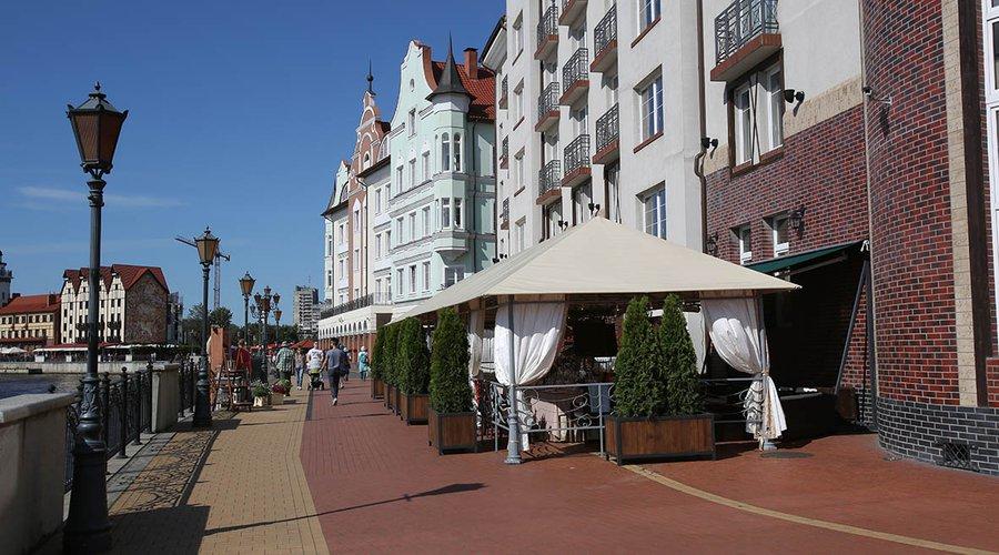 ресторан Хофбург Калининград2