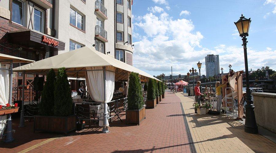 ресторан Хофбург Калининград3