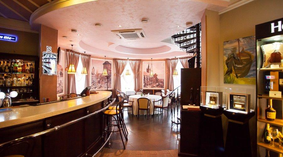 ресторан Хофбург Калининград6