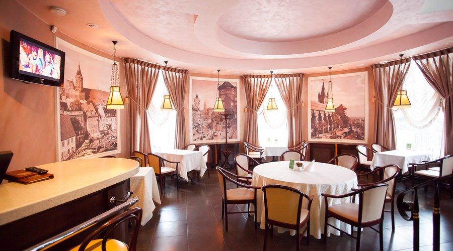 ресторан Хофбург Калининград7