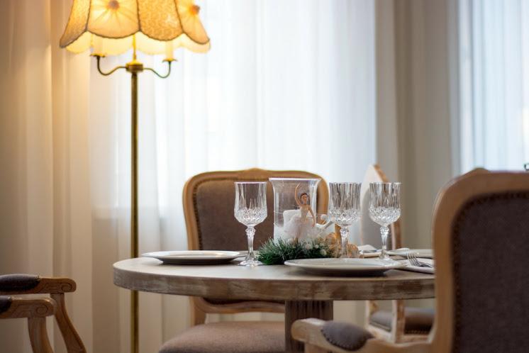 ресторан отеля Чайковский5