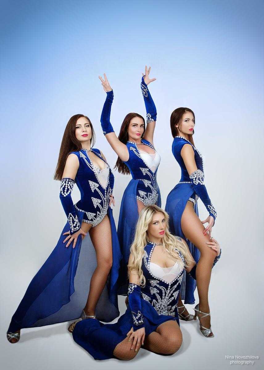 шоу-балет селебрити в калининграде - 18
