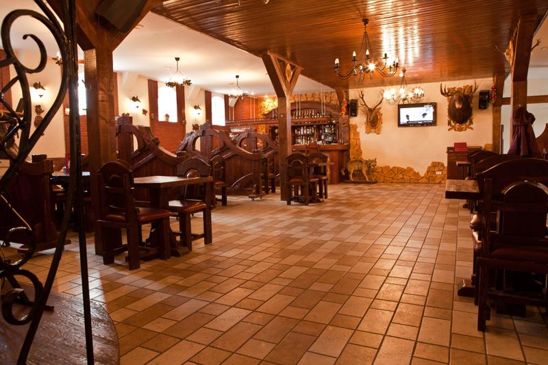 гостевой комплекс Поляна 16