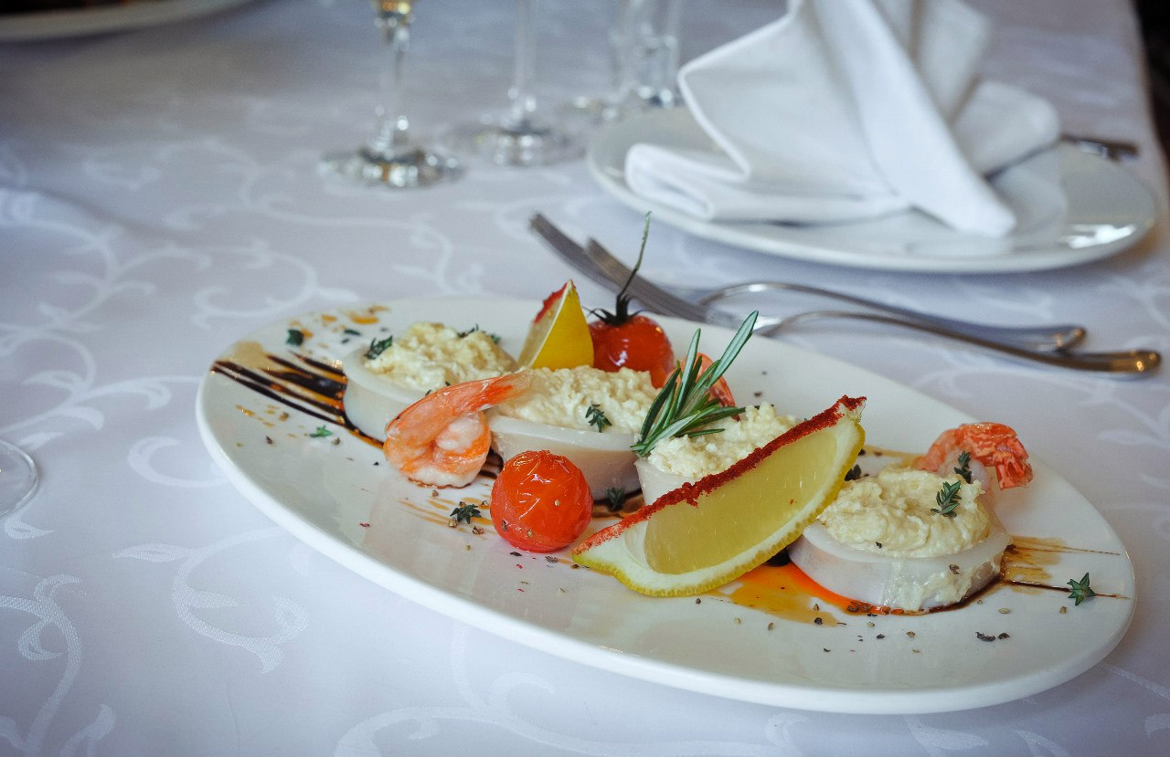 ресторан Карамзин Калининград23