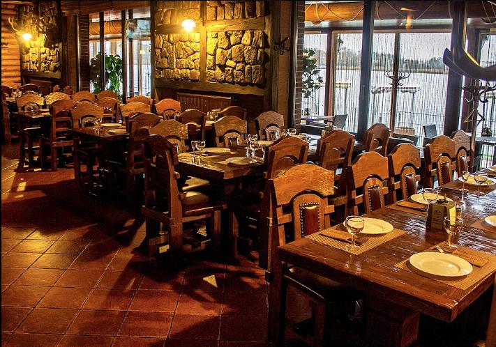 ресторан Три холма Калининград13