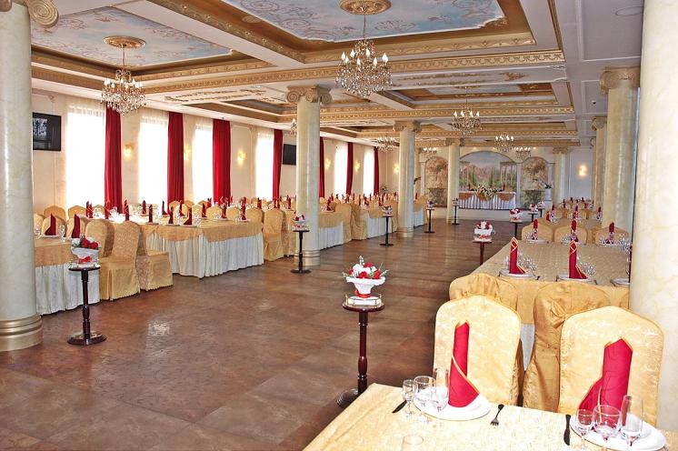 ресторан Три холма Калининград14