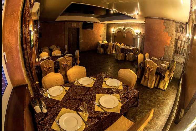 ресторан Три холма Калининград16