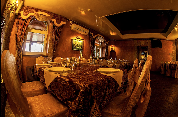 ресторан Три холма Калининград17