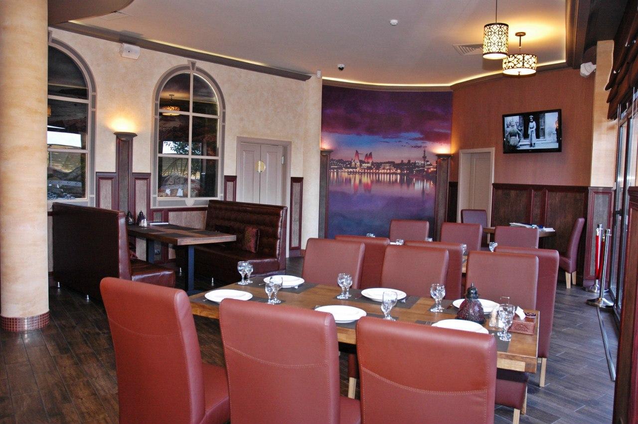 ресторан Три холма Калининград2