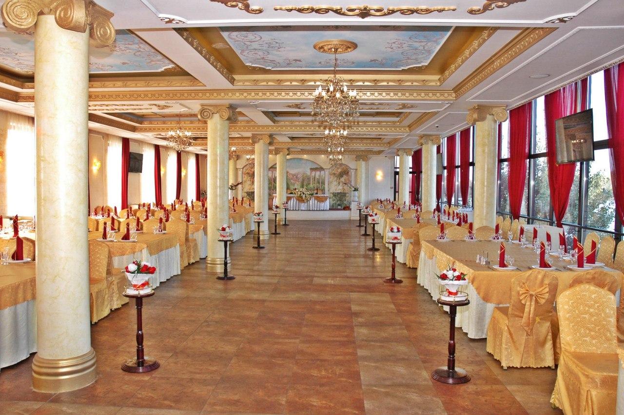 ресторан Три холма Калининград20