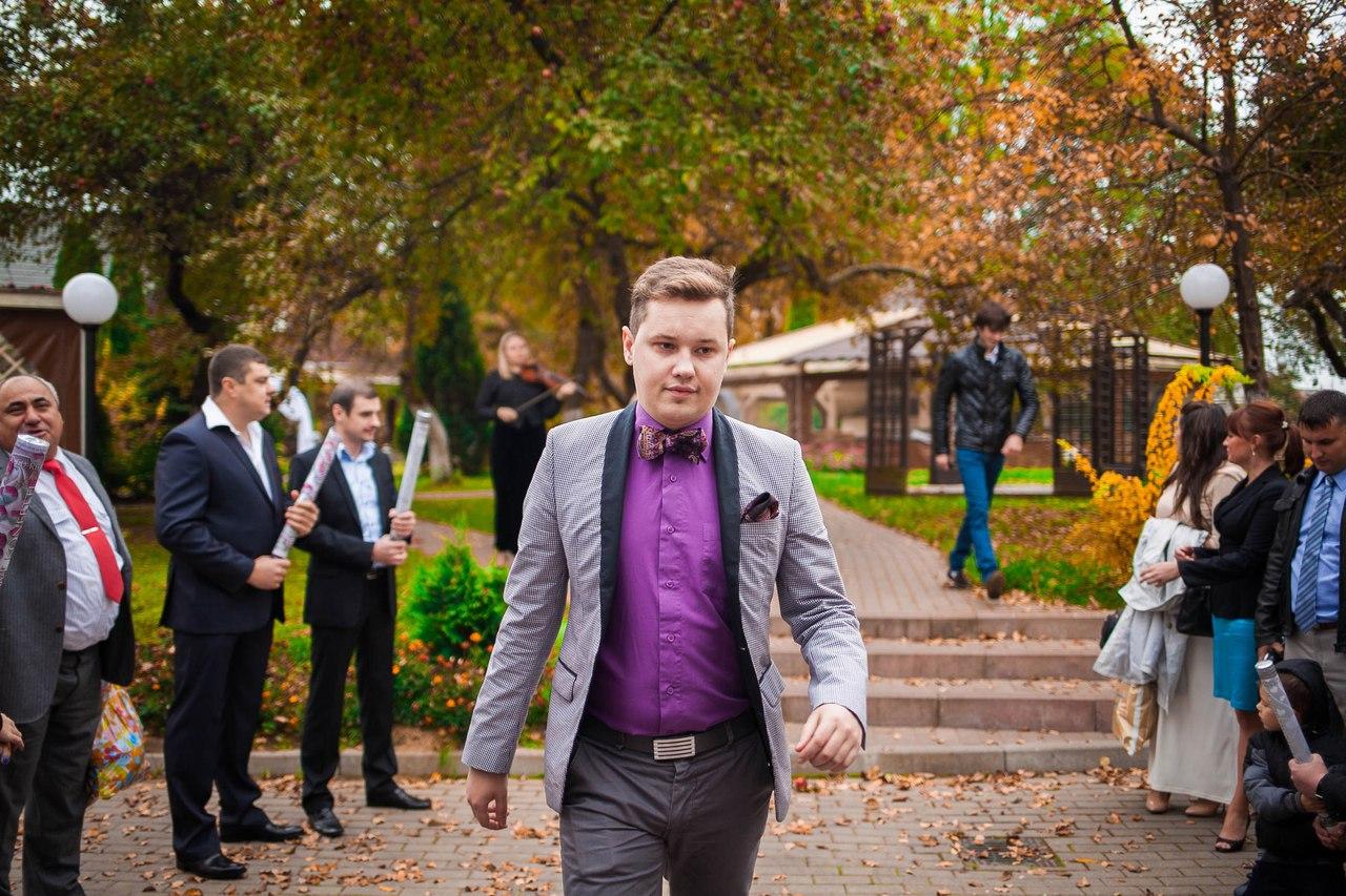 Илья Дыркач ведущий в Калининграде1