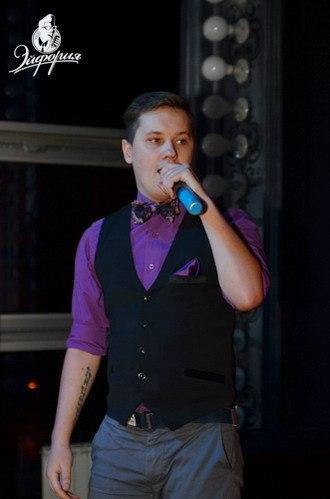 Илья Дыркач ведущий в Калининграде12