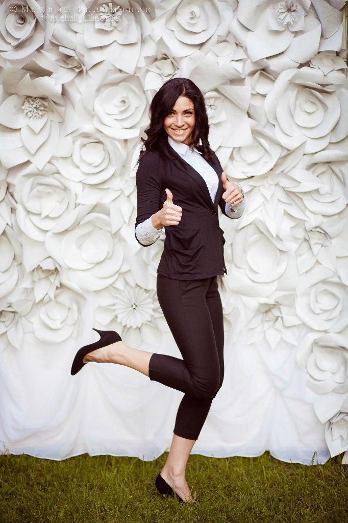 Ирина Федотова ведущий в Калининграде12