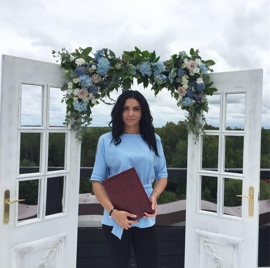 Ирина Федотова ведущий в Калининграде23