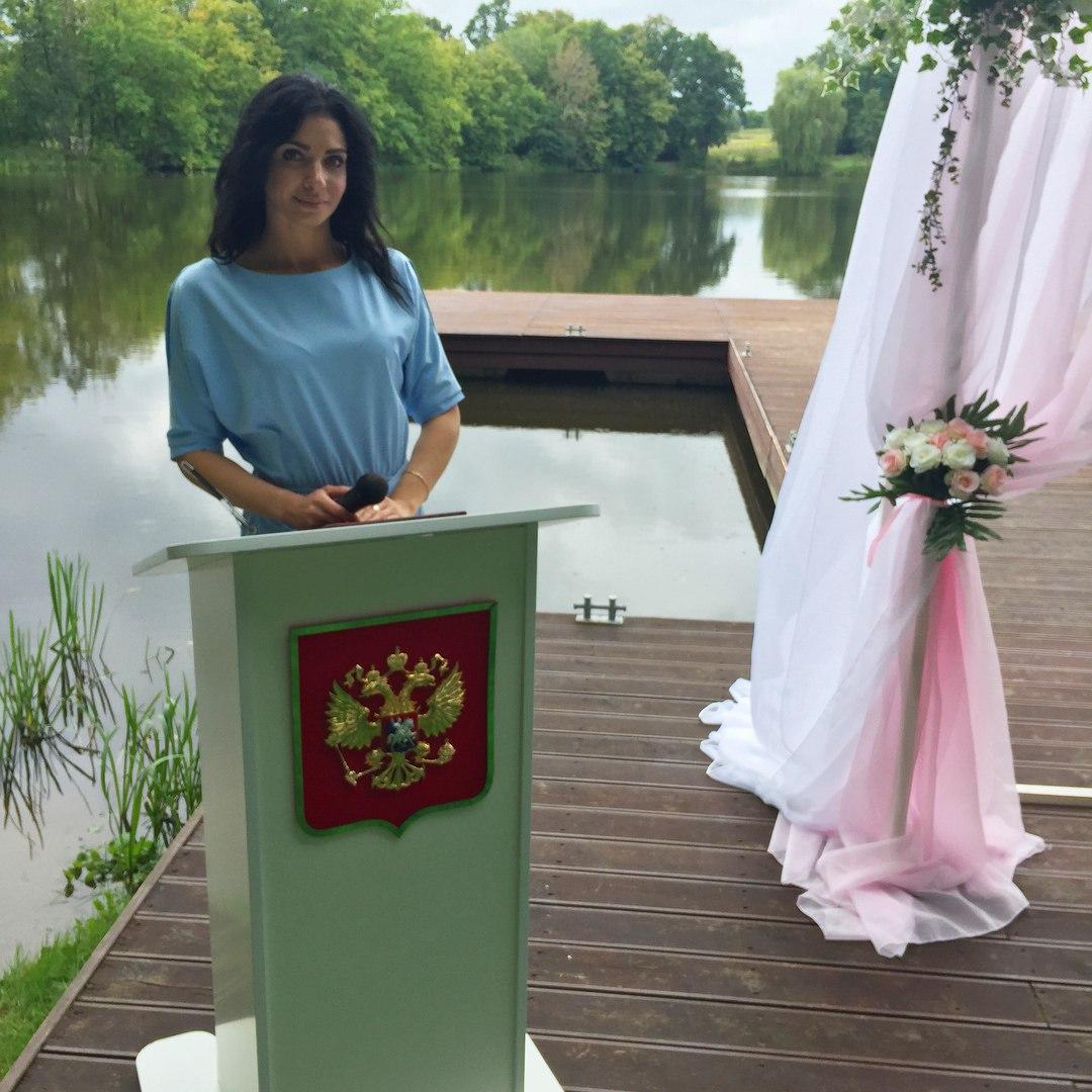 Ирина Федотова ведущий в Калининграде30