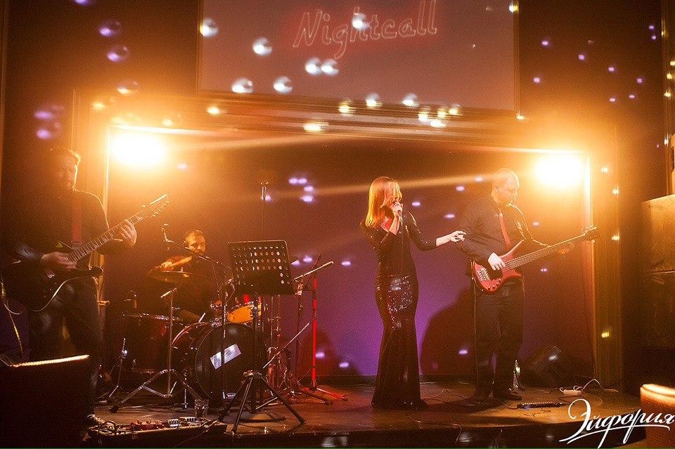 Музыкальная группа в Калининграде Nightcall12