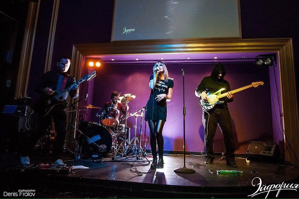 Музыкальная группа в Калининграде Nightcall5