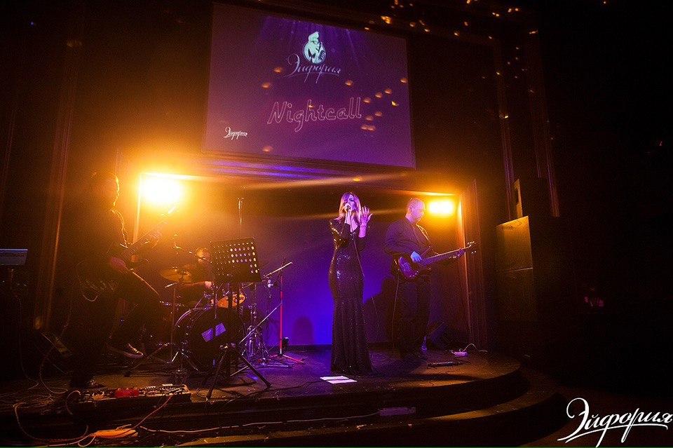 Музыкальная группа в Калининграде Nightcall6