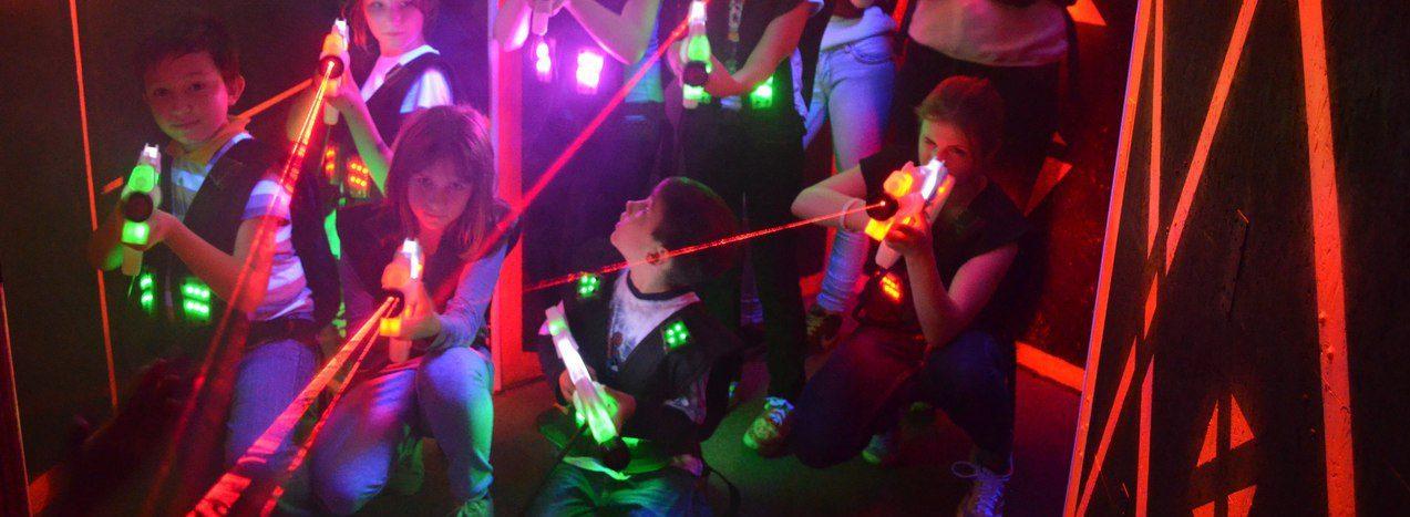 Laser Strike в Калининграде3
