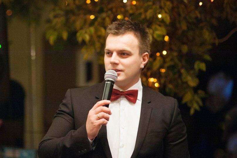 Рос Крупко ведущий в Калининграде2