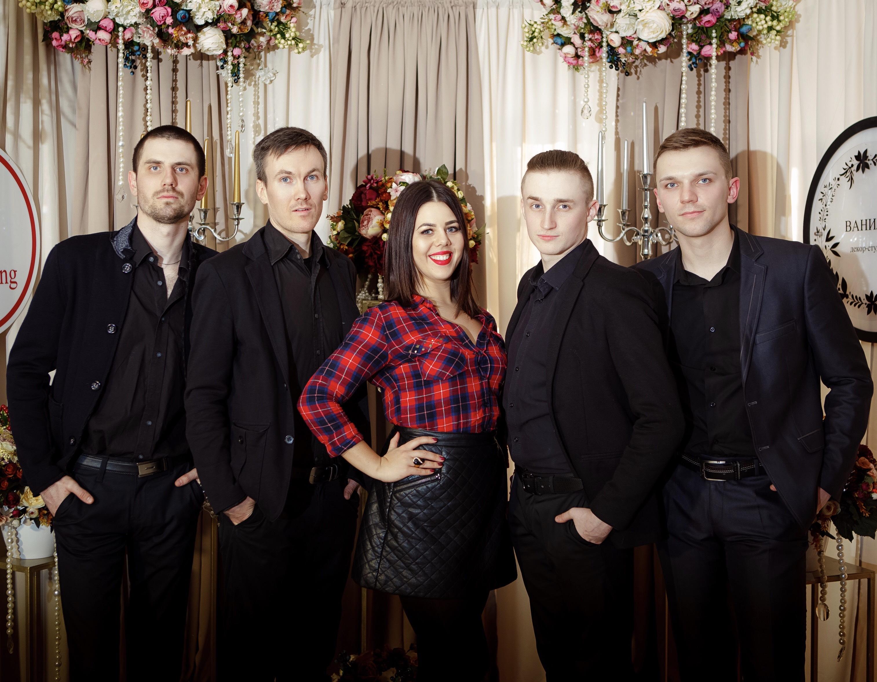La-la Band кавер-группа Калининград4