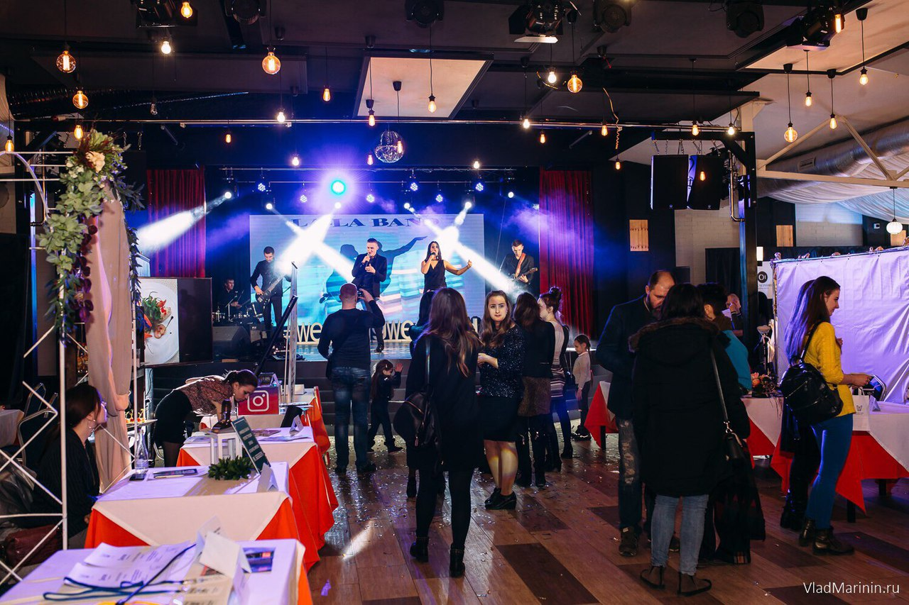 La-la Band кавер-группа Калининград6