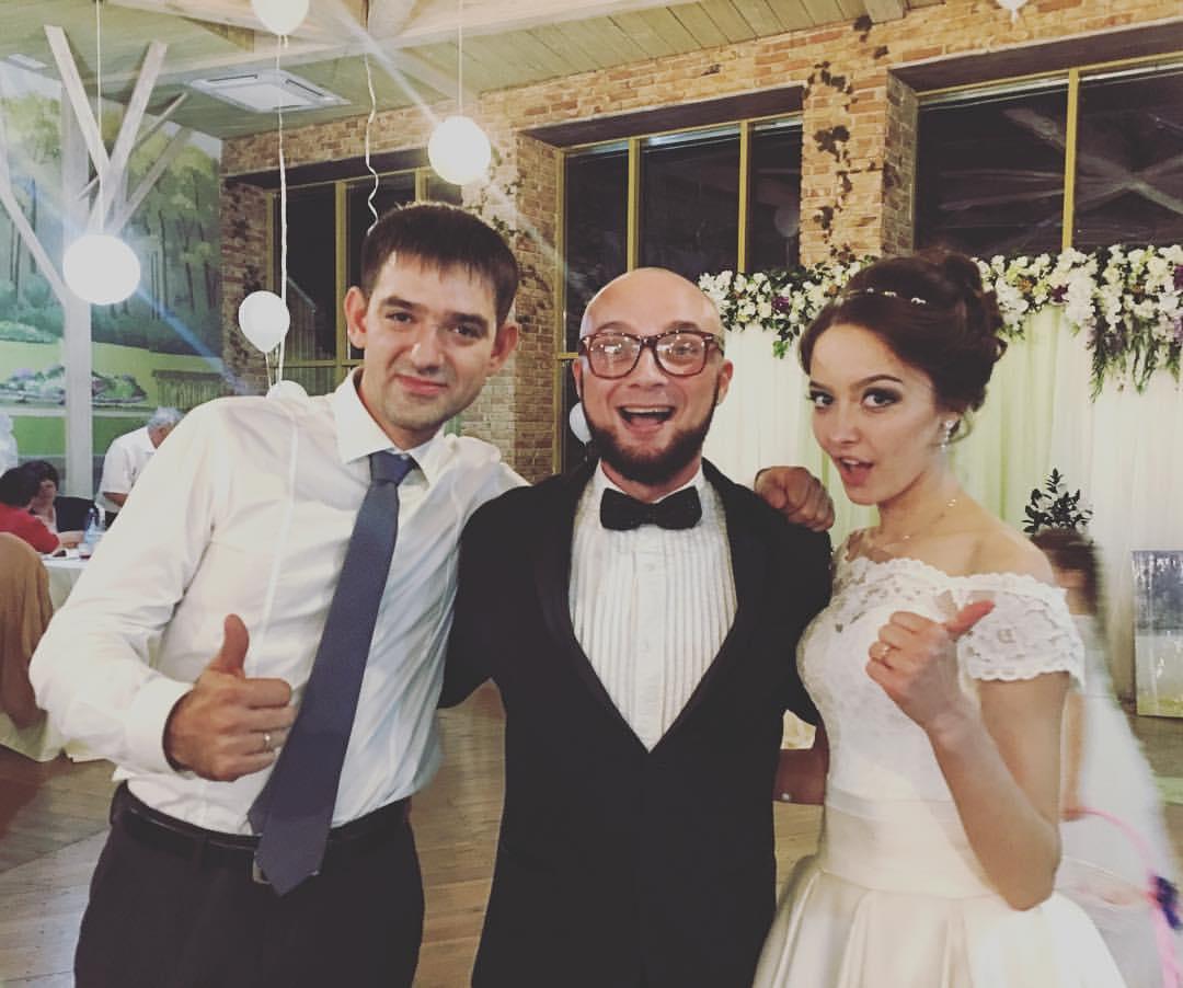 Андрей Миронов ведущий в Калининграде1