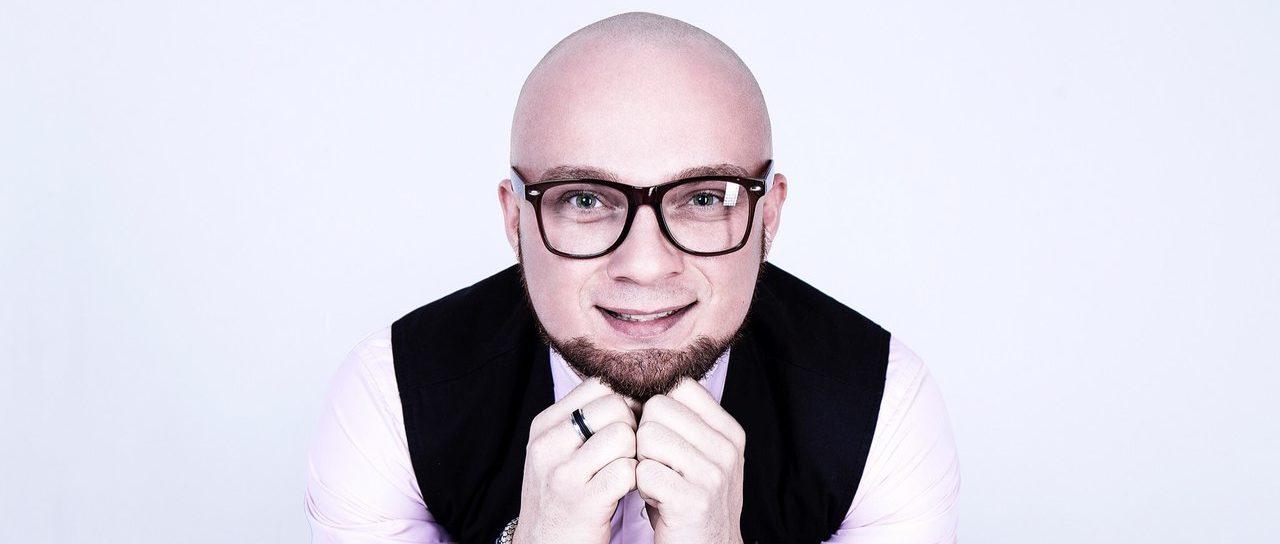 Андрей Миронов ведущий в Калининграде11