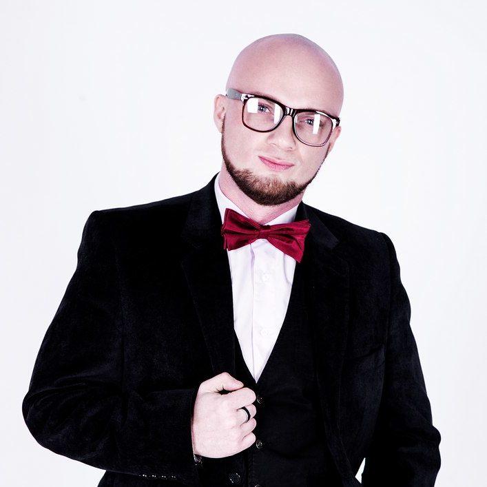 Андрей Миронов ведущий в Калининграде2