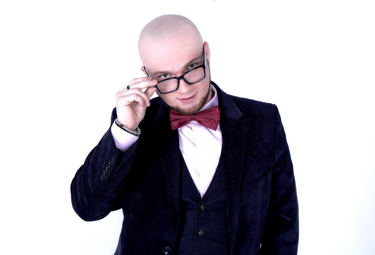 Андрей Миронов ведущий в Калининграде6