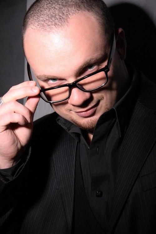 Андрей Миронов ведущий в Калининграде9