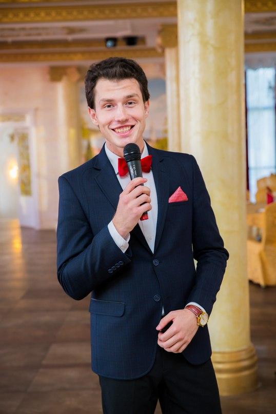 Владимир Корень ведущий в Калининграде14