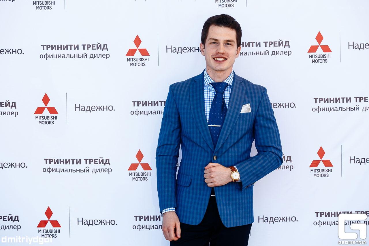 Владимир Корень ведущий в Калининграде20