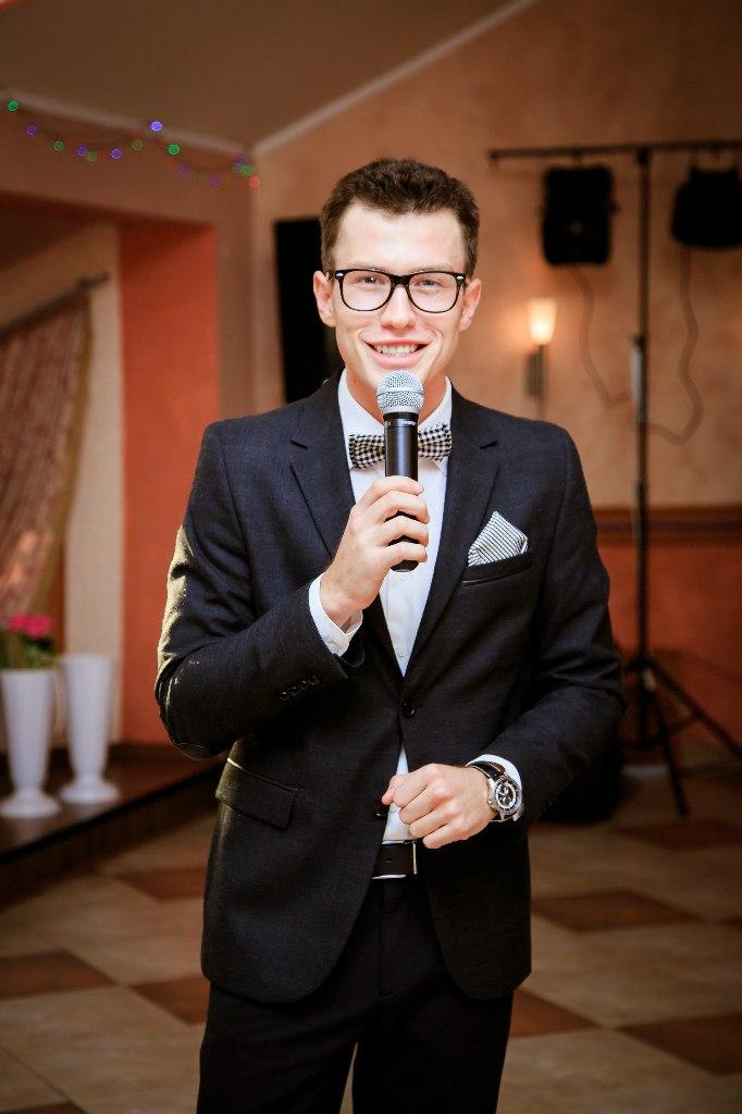 Владимир Корень ведущий в Калининграде35