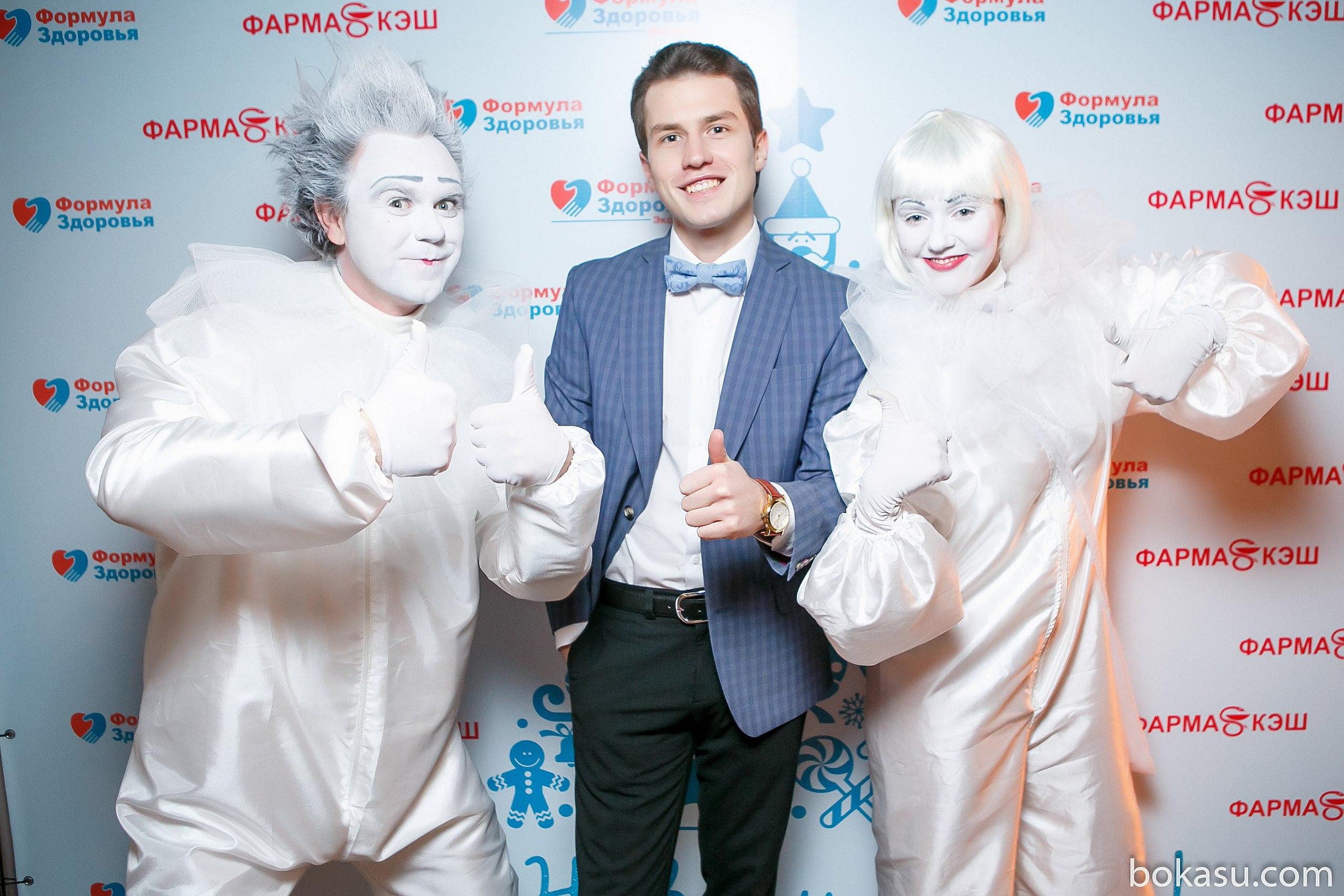 Владимир Корень ведущий в Калининграде7