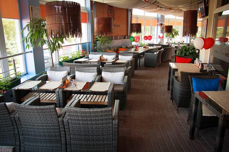 Ресторан Посейдон Калининград3