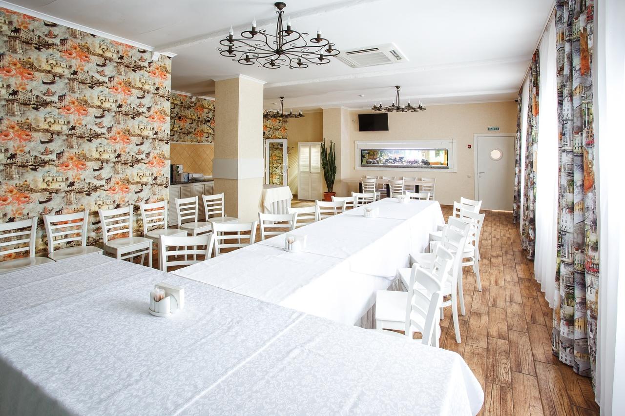 Ресторан Посейдон Калининград9