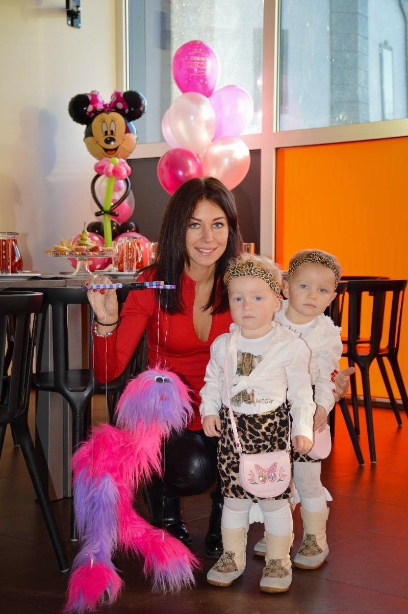 детские праздники в ПАРАDOX1