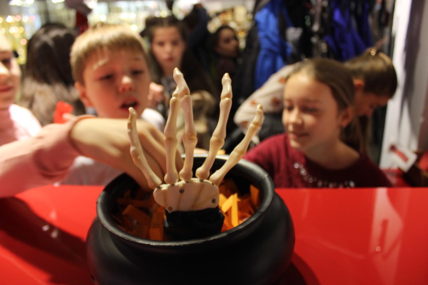 детские праздники в ПАРАDOX10