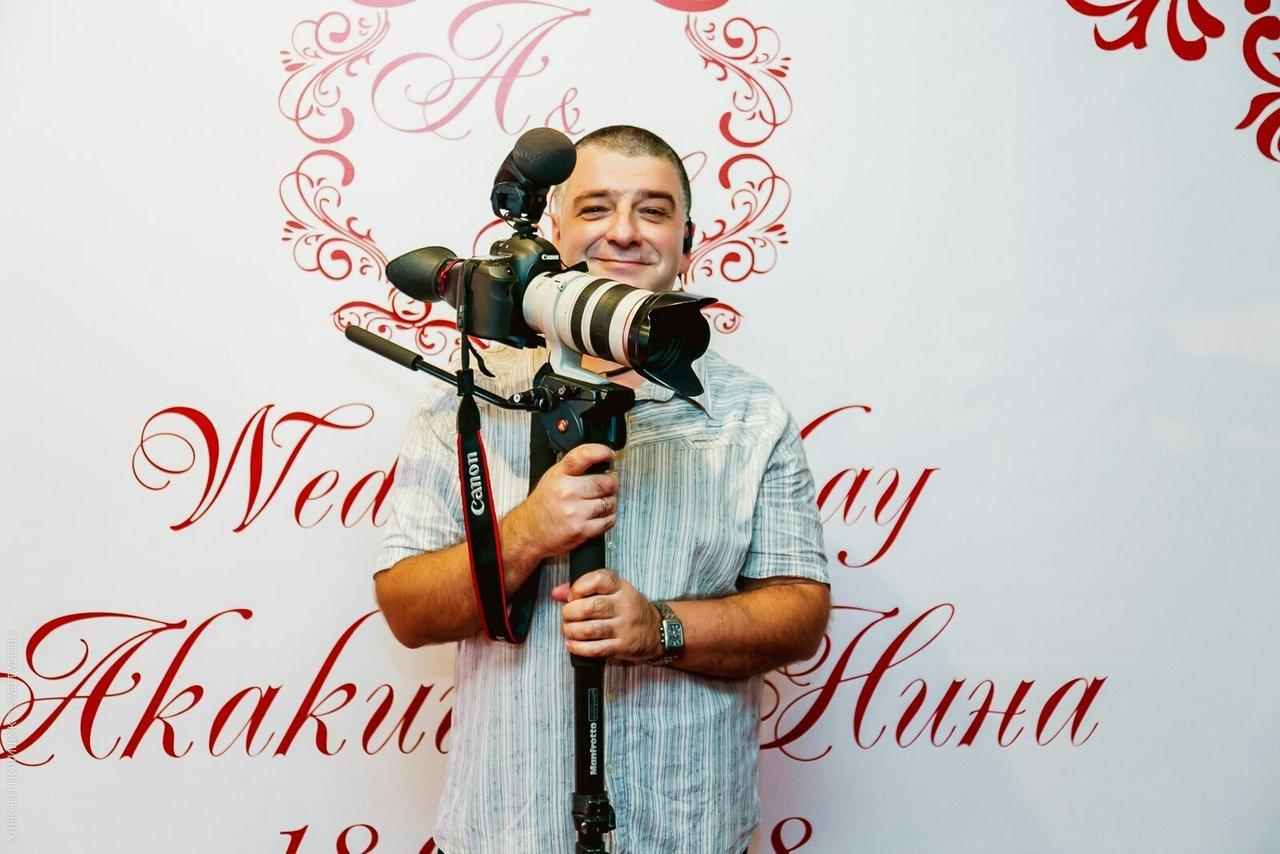 Владимир Тывровский видеограф в Калининграде1