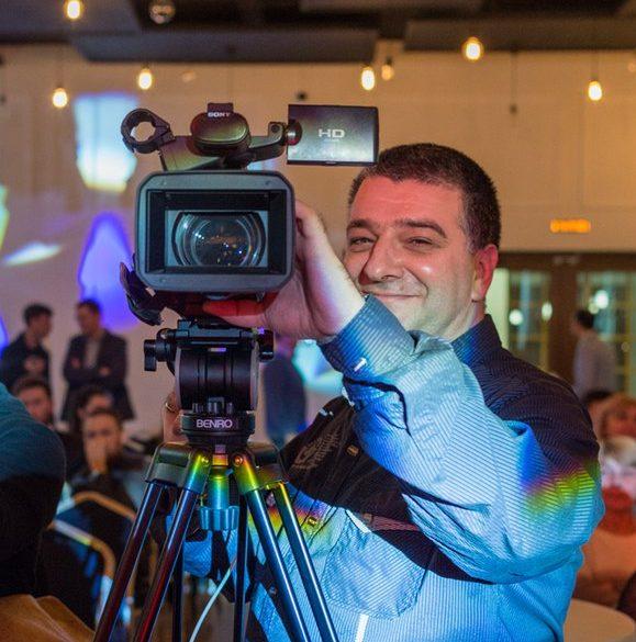 Владимир Тывровский видеограф в Калининграде6