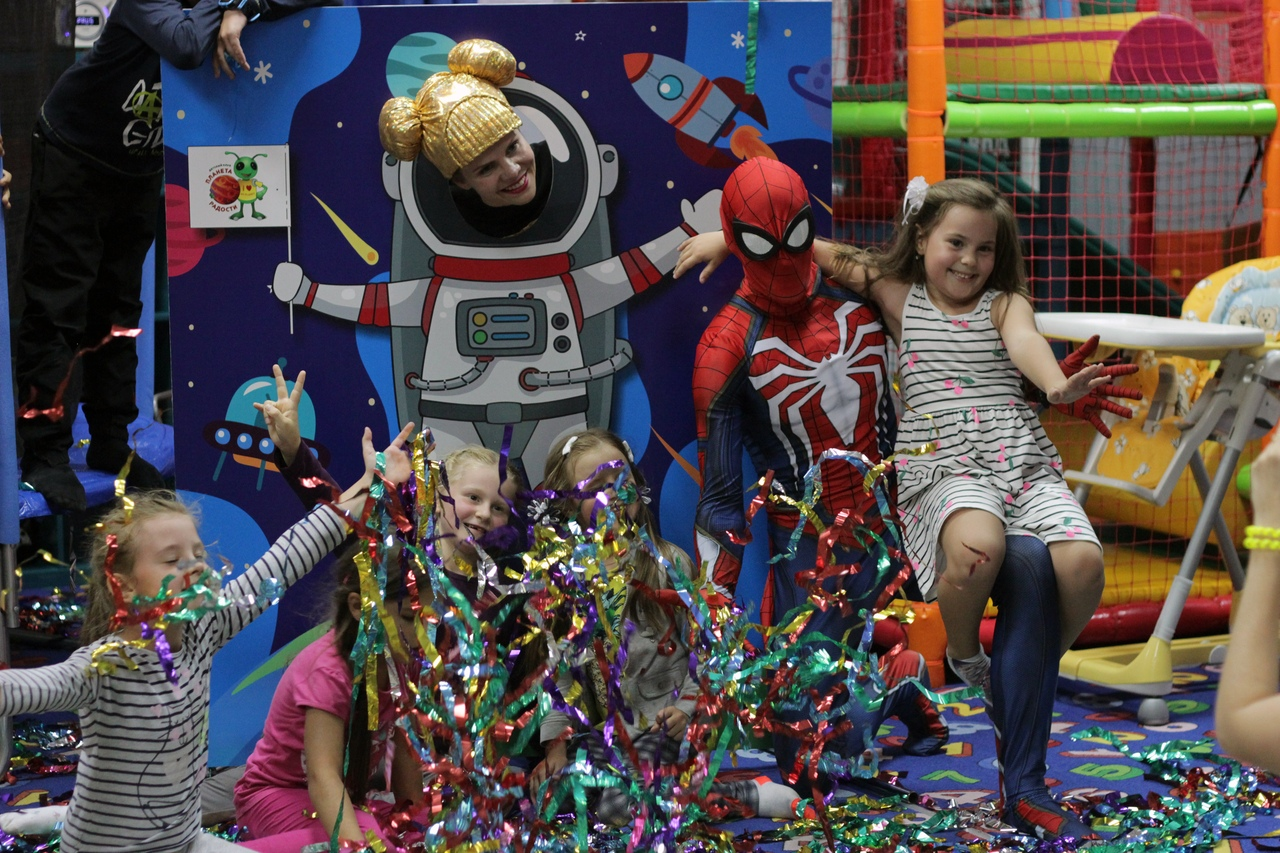 Детская комната Планета радости Калининград17
