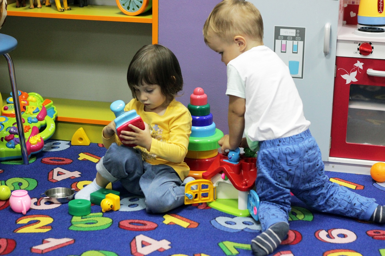 Детская комната Планета радости Калининград3