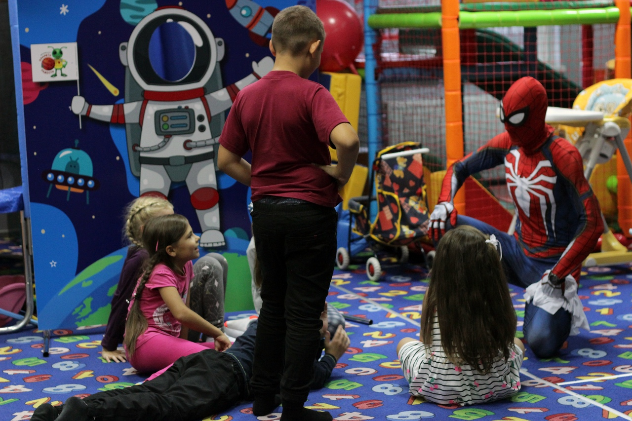 Детская комната Планета радости Калининград6