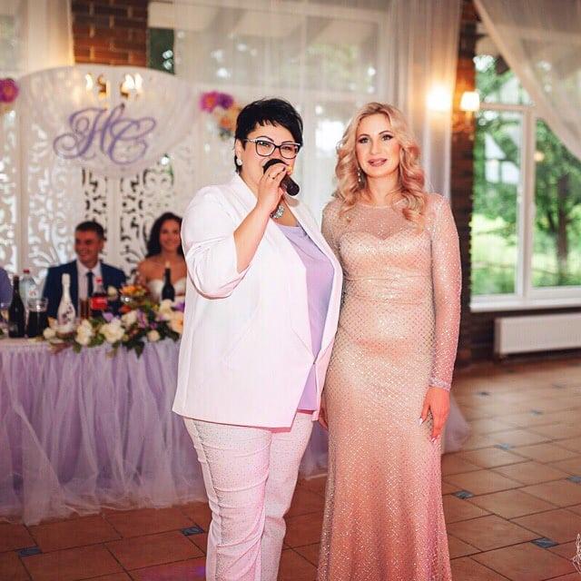 Вера Чернова ведущая в Калининграде16