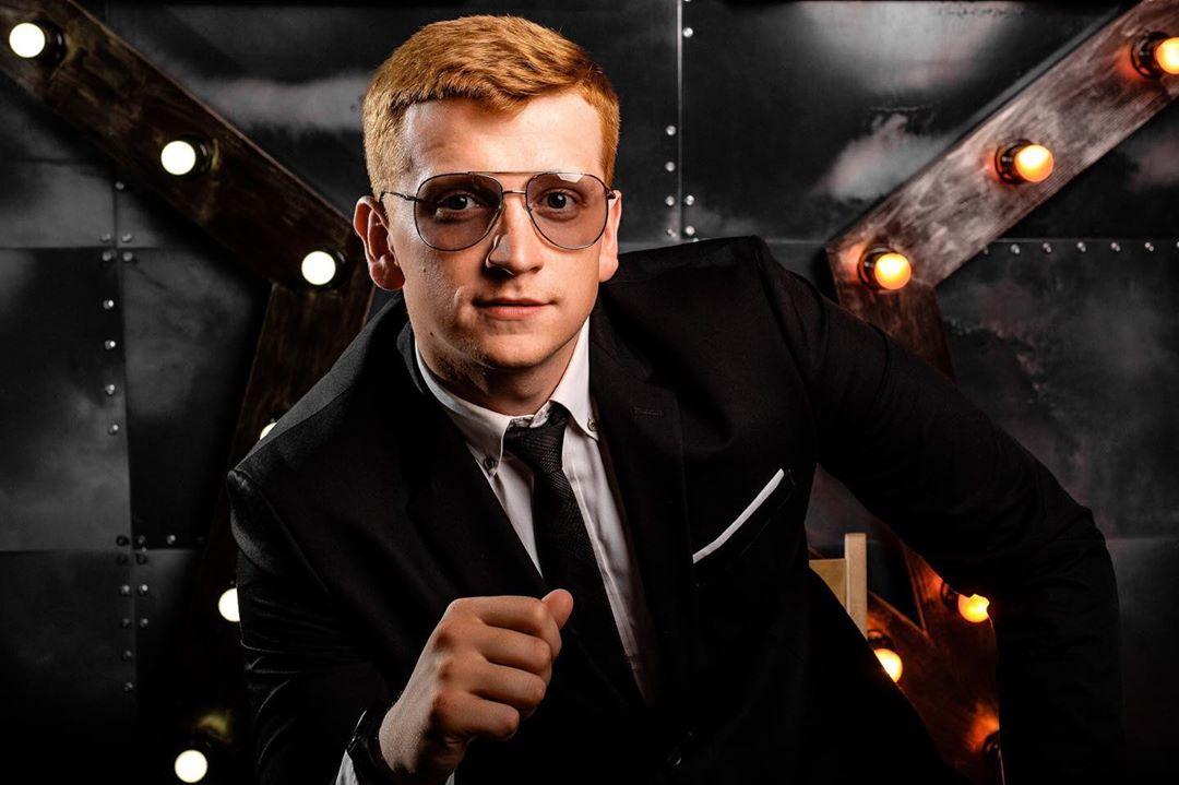 Иван Першиков ведущий в Калининграде7