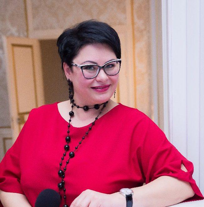 Вера Чернова ведущая в Калининграде20